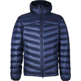 Y by Nordisk Payne Hooded Down Jacket Men, saragossa sea